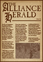The Alliance Herald